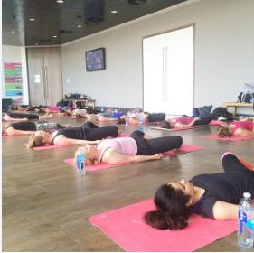 yoga nike